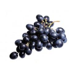 Виноград чёрный 1кг.