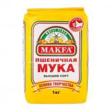 Мука пшеничная Makfa