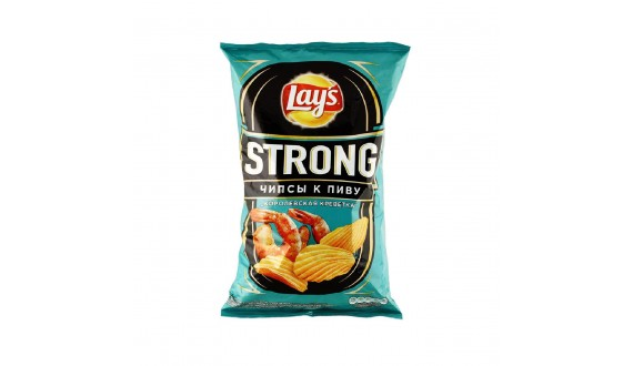 Lays STRONG 145гр.