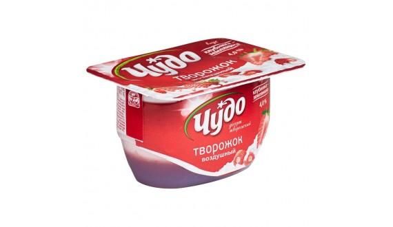 Йогурт творожный Чудо