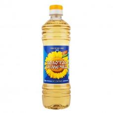 """Масло подсолнечное """"Золотая семечка"""""""