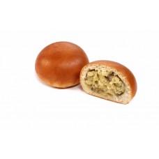 Пирожки с картофелем и грибами (60гр.)